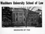 232h - Washburn University School of Law Graduates of 1965