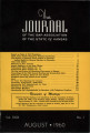 Washburn Law Comments and Case Notes in Kansas Bar Journal, Vol. 29 (1960-1961)